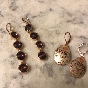 Rose Gold Costume Jewelry